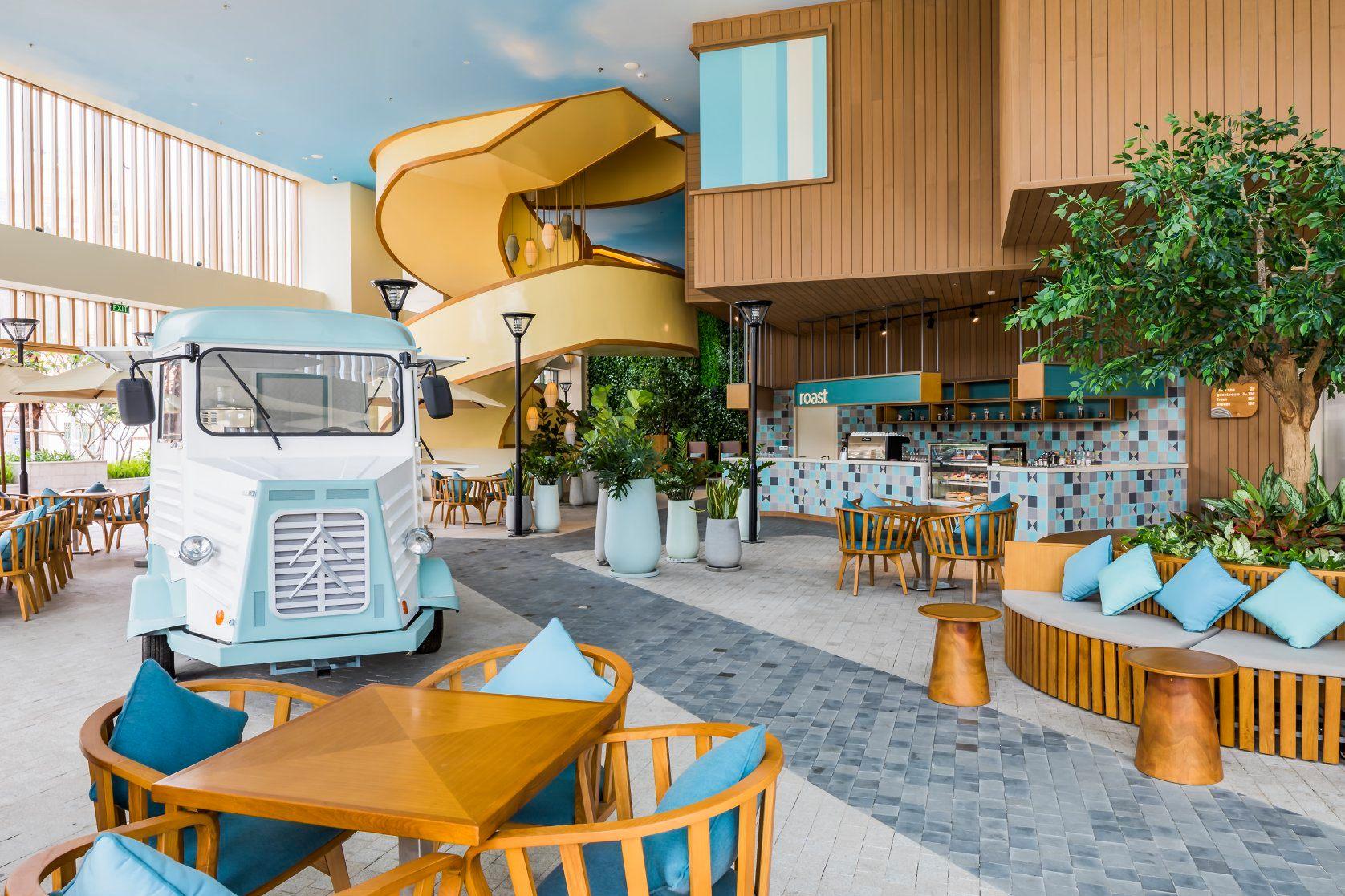 【越南頭頓住宿】Fusion Suites Vung Tau濱海4星級無邊際泳池飯店