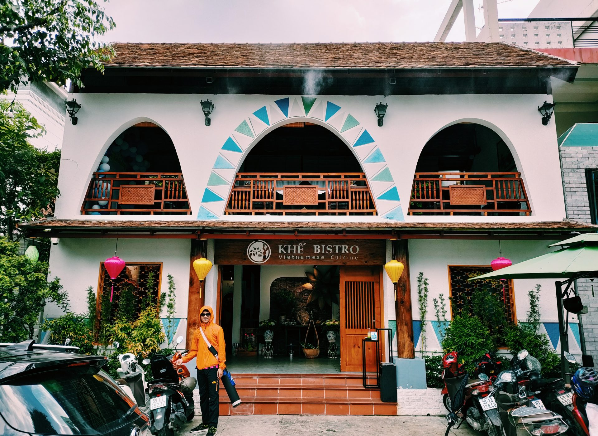 越南平陽精緻越南料理Khế Bistro楊桃樹餐館 | 三十年老廚師、北中南越各色料理、入口即化紅燒肉、香氣陣陣榴槤魚餅