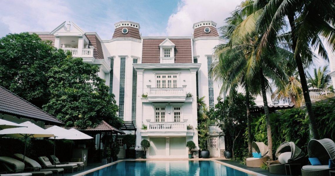 【胡志明市住宿】Villa Song Saigon(宋西貢別墅)入住第二郡法式浪漫別墅、體驗私人快艇遊河